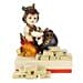 Blissful Bal Krishna-Krishna Idol 7.5 inches with Pista Burfi in 250 grams