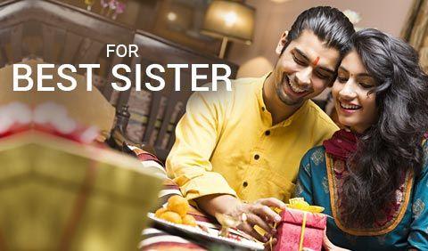 Bhaidooj gifts For Sister