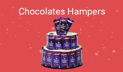 Chocolates Hampers