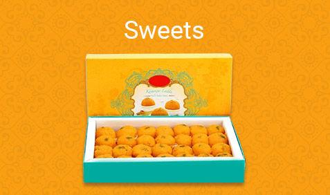 Sweets for Bhai Dooj