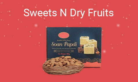 Sweets N Dryfruits