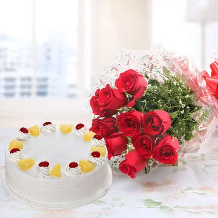 Flowers N Cakes to Canada