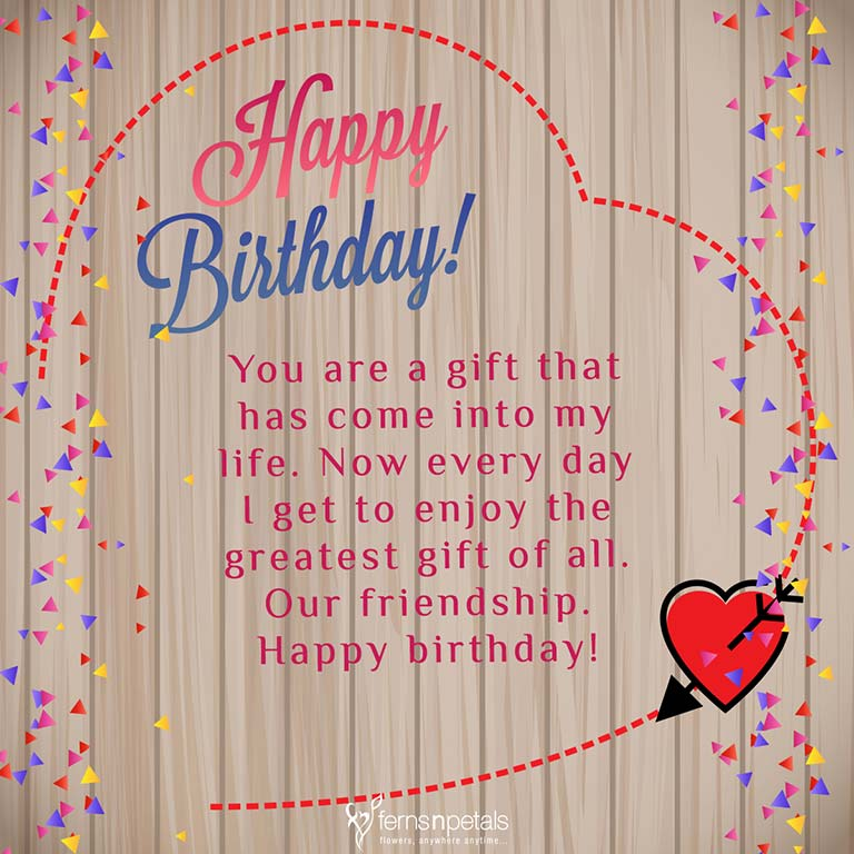 birthday wishes online