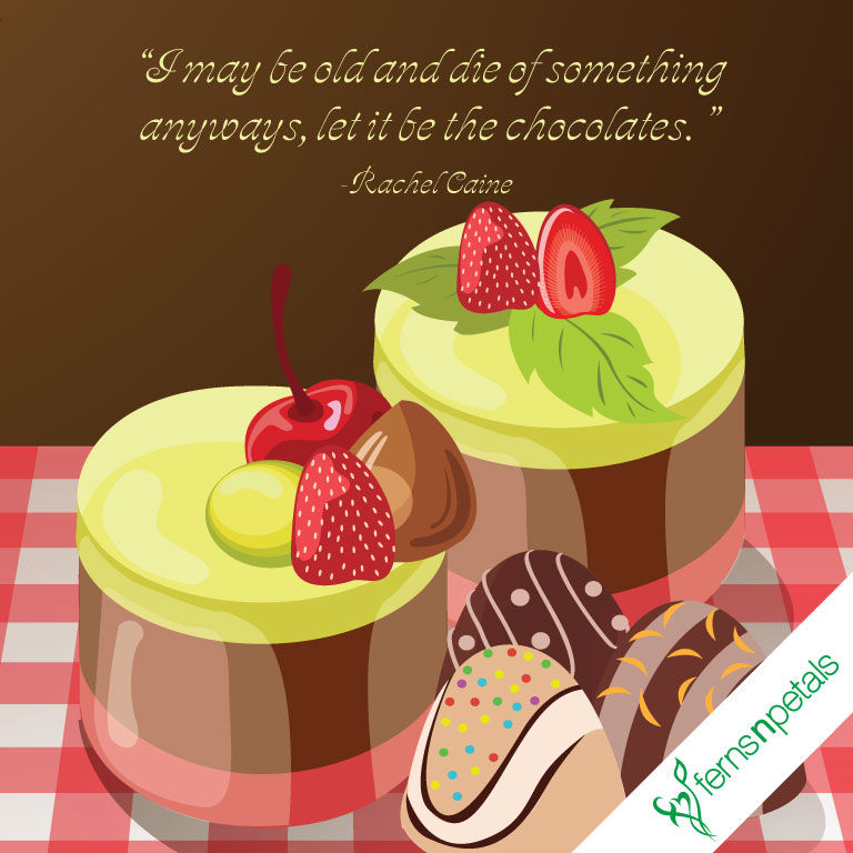 chocolate day quotes in english