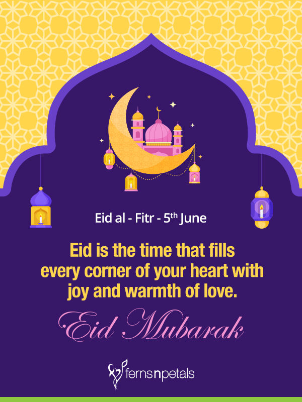 eid quotes for family