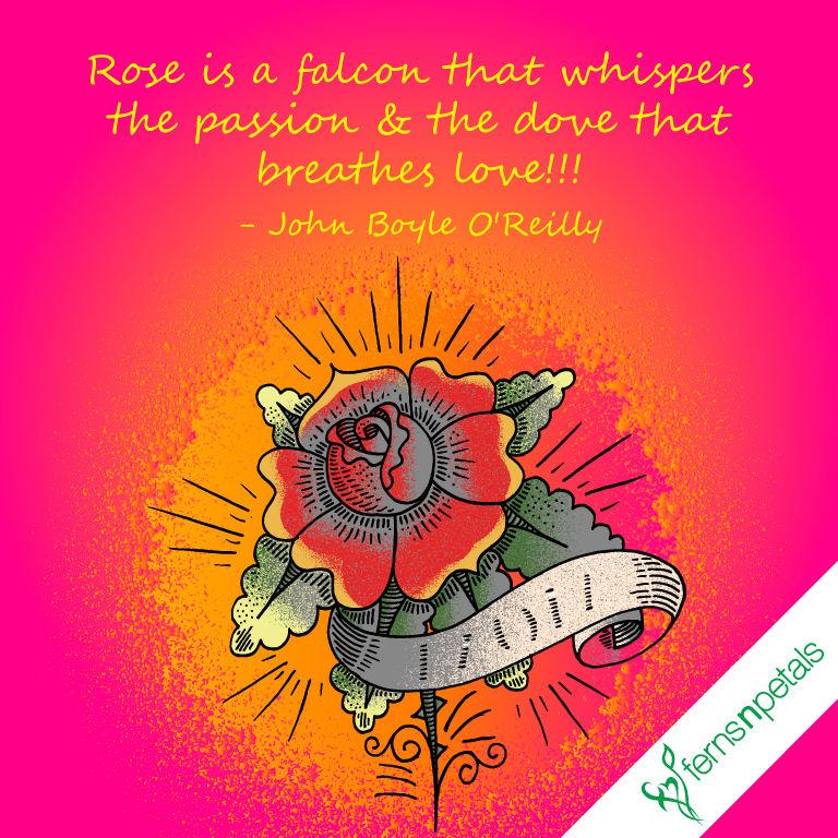 valentine rose day quotes