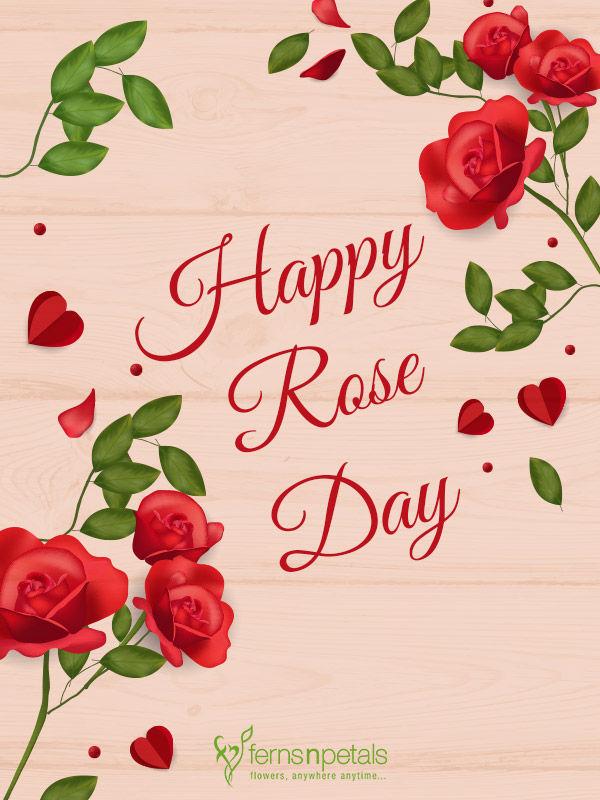 best rose day wishings