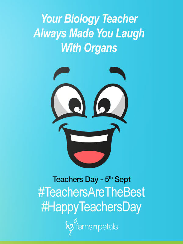 funny teachers day images
