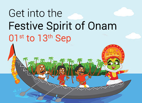 Onam Gifts to UAE