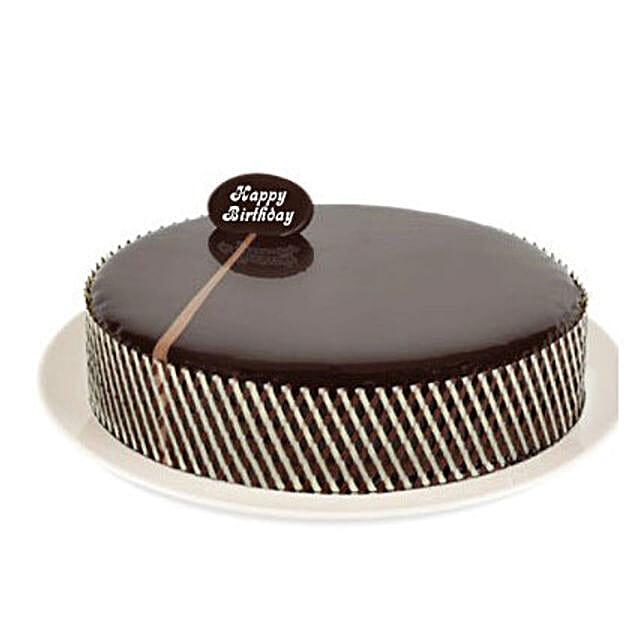 Double Chocolate Mud Cake