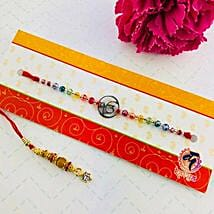 Colorful Bhaiya Bhabhi Rakhi: Send Rakhi for Bhaiya Bhabhi to Australia