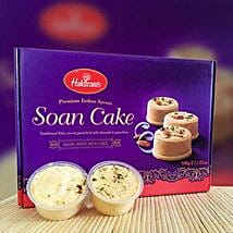 Delicious Soan Cake 500g: Send Birthday Gifts to Perth