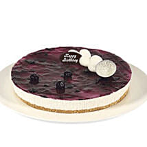 Fresh Blueberry Cheesecake: Mothers Day Cakes to Australia