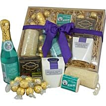 PAMPER HAMPER: Romantic Gifts to Australia