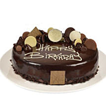 Premium Chocolate Mud Cake: Send Birthday Gifts to Brisbane