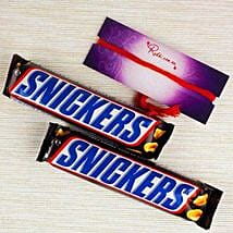 Snickers For Bhai Dooj: Bhai Dooj Gift Delivery in Australia