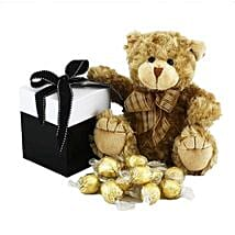 TEDD N CHOC: Send Gift Baskets to Australia