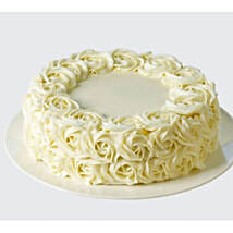 White Rose Cake: Cakes Delivery in Adelaide