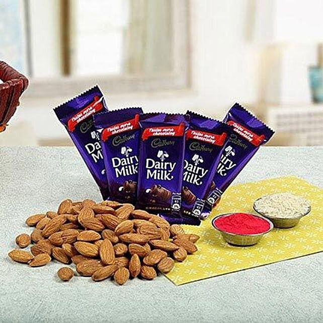 Bhaidooj Choco Hamper