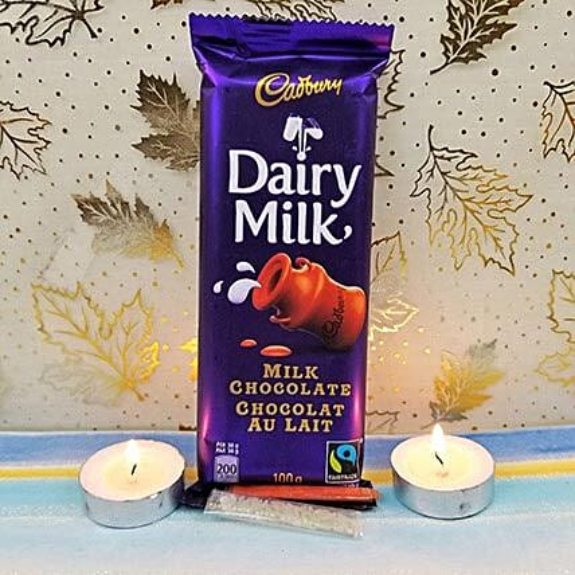 Dairy Milk N 2 Diyas
