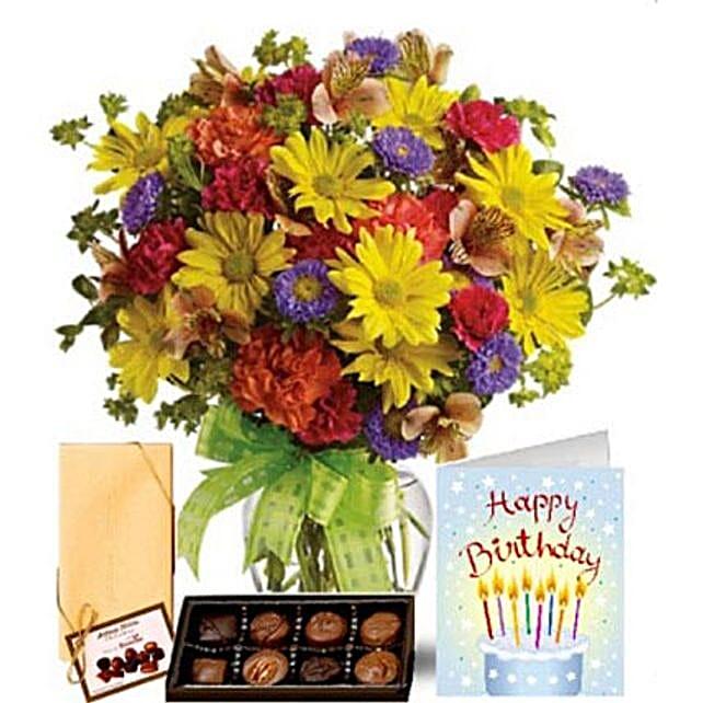 Flowers N Chocolate