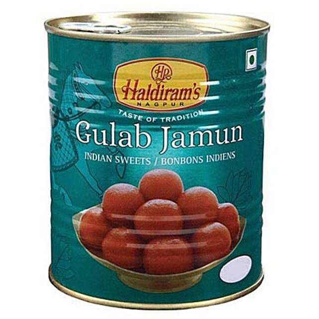 Haldiram Gulab Jamun 1 Kg