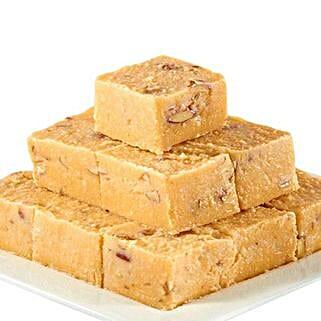 Almond Burfi: Send Sweets to Canada