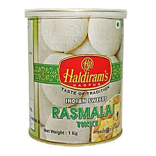 Best Rasmalai 1 Kg: Send Sweets to Canada