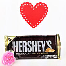 Classic Hersheys Almond Chocolate: Valentine's Day Chocolates in Canada
