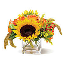 Country Sunflowers CND: Send Christmas Flowers to Canada