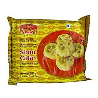 Crispy Soan Cake 200 Gms: Sweet Delivery in Canada