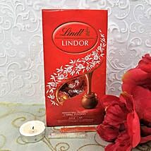 Diya With Roli Tikka N Lindt: Chocolate Delivery Canada