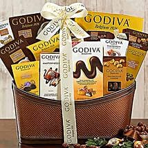 Godiva Wishes: Send New Year Gifts to Canada