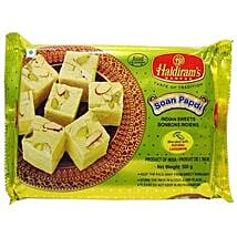 Haldiram Soan Papdi 400 Gms: Send Thank You Gifts to Canada