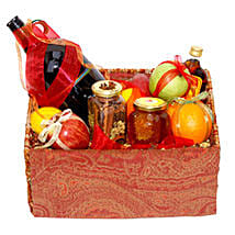 Mulled Wine Basket: Gift Baskets to Canada