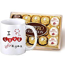 Personalised Expression Of Sweet Love: Valentine's Day Chocolates to Canada