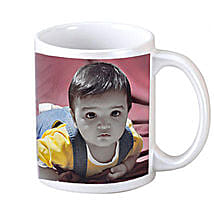 Personalised Jolly Moment Mug: Mother's Day Gifts to Canada