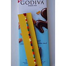 Sibling love with Godiva Chocolate: Send Rakhi and Chocolates to Canada