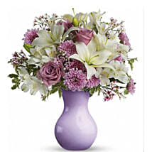 Starlight Bouquet: Sympathy & Funeral Flowers to Canada