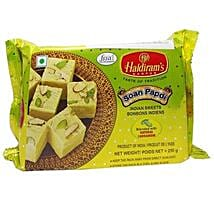 Sweet Soan Papdi 200 Gms: Diwali Gift Delivery Canada
