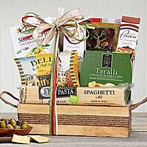 Taste of Italy: Send New Year Gifts to Canada