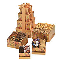 Temptation Tower: Chocolate Gift Baskets in Canada