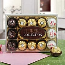 Treat of Ferrero Roch: Send New Year Gifts to Canada