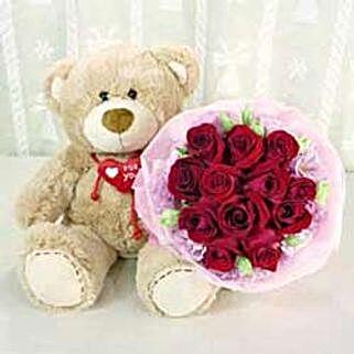 Bear n Flower A3 CIN:
