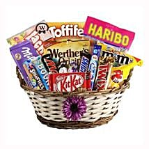 Best Treats Basket: Send Gifts to Finland
