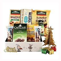 Sweet Moments Diabetic Gift Basket: Gifts to Finland
