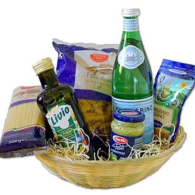 Vegetarian Pasta Gift Basket