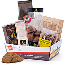 100 Belgian Coffee Moments with Chocolates: Chocolates to Germany