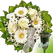 Call For Reverence Bouquet: Thank You Flowers to Germany