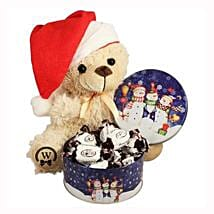 Christmas Treats with Teddy: Christmas Gift Hampers to Germany